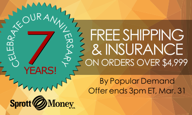 Free Shipping & Insurance Until March 31st @3pm ET!