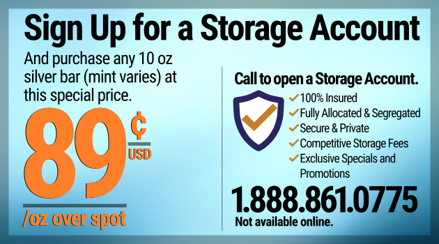 International Storage Promotion!