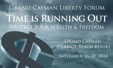 Join Us at the Grand Cayman Liberty Forum